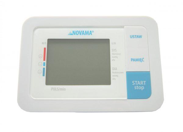 Automatyczny Ciśnieniomierz NOVAMA WHITE 1