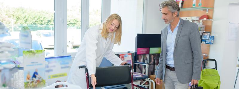 Sklep medyczny Rzeszów podpowiada, jak otrzymać refundację NFZ na produkty medyczne