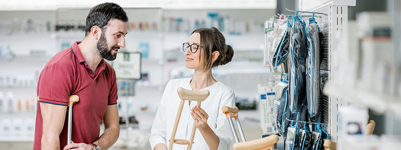 Jaki asortyment oferuje sklep medyczny w Rzeszowie?